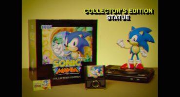 Revivan los 90 con este comercial de Sonic Mania