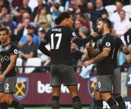 Southampton hundió más al West Ham