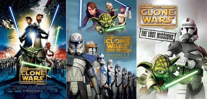 Star Wars Series Animadas