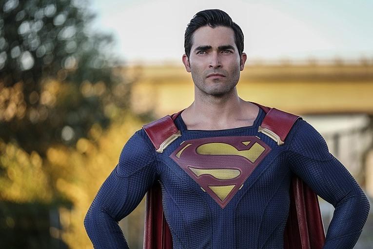 ¡Nuevas imágenes de Superman en la segunda temporada de 'Supergirl'!