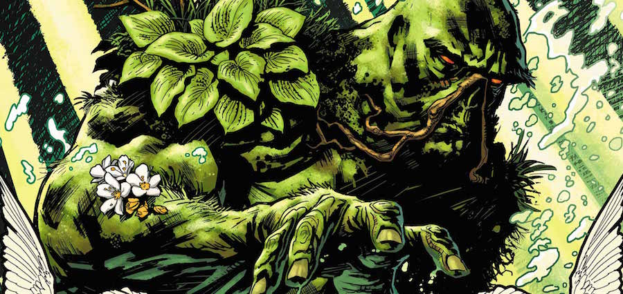 Alan Moore - Swamp Thing