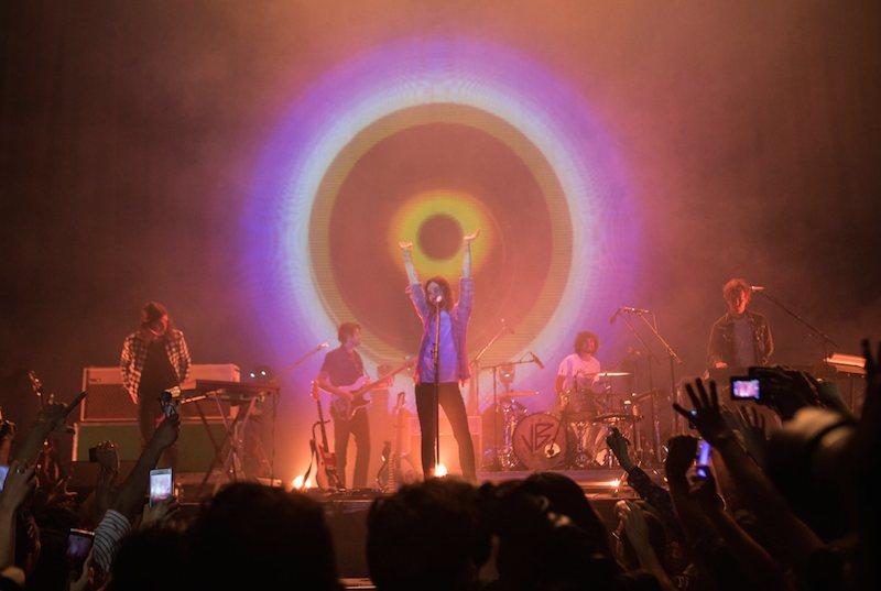 Mejores conciertos 2016