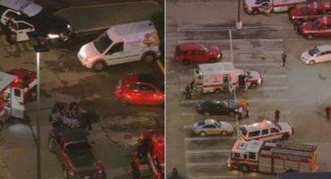 6 heridos en un tiroteo en Houston; el atacante fue
