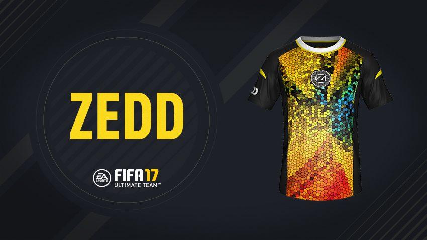 Zedd, Kasabian y más artistas internacionales diseñaron sus uniformes para FIFA 17