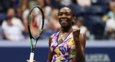 Esta es la dieta de Venus Williams para el US Open