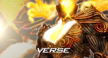 Verse: el brutal jefe final de The King of Fighters XIV