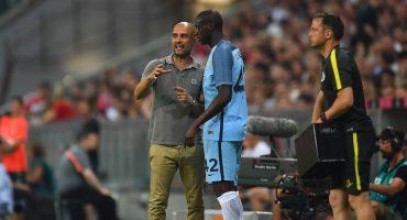 Siguen los problemas entre Yaya Touré y Pep Guardiola