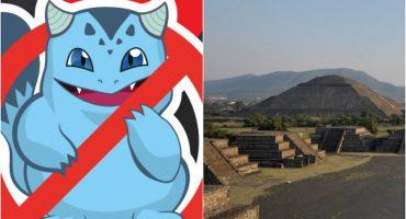 ¡Qué Pokachu! Piden que las pirámides de Teotihuacán sean zona libre de Pokémon