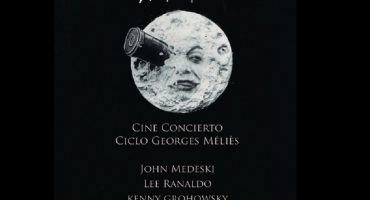 BESTIA: John Medeski y Lee Ranaldo musicalizando a Méliès... y parece que es sólo el inicio
