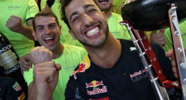¡Hora de acelerarse para un evento exclusivo de la F1 con Daniel Ricciardo!