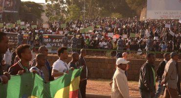 Gobierno de Etiopía declara Estado de Emergencia tras violentas protestas