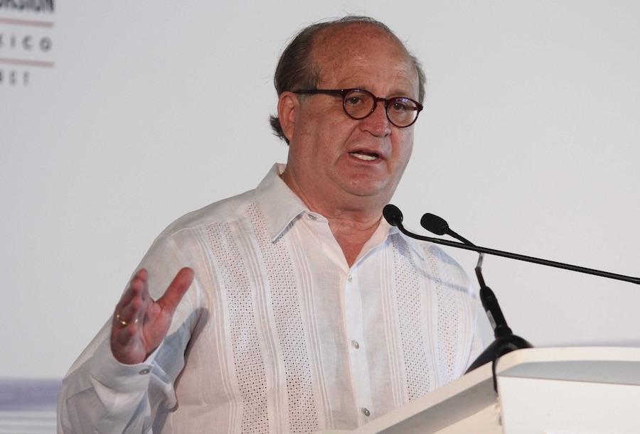 Graco Ramírez, gobernador de Morelos.