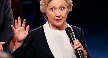 Hillary Clinton y su equipo tienen la mira puesta en la guerra espacial y ¿aliens?