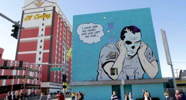 Graffiti: Un recorrido por el arte urbano de Las Vegas