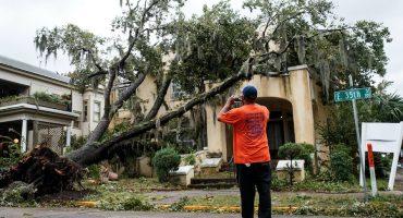 Matthew causa al menos 15 muertos en EU y es rebajado a ciclón postropical
