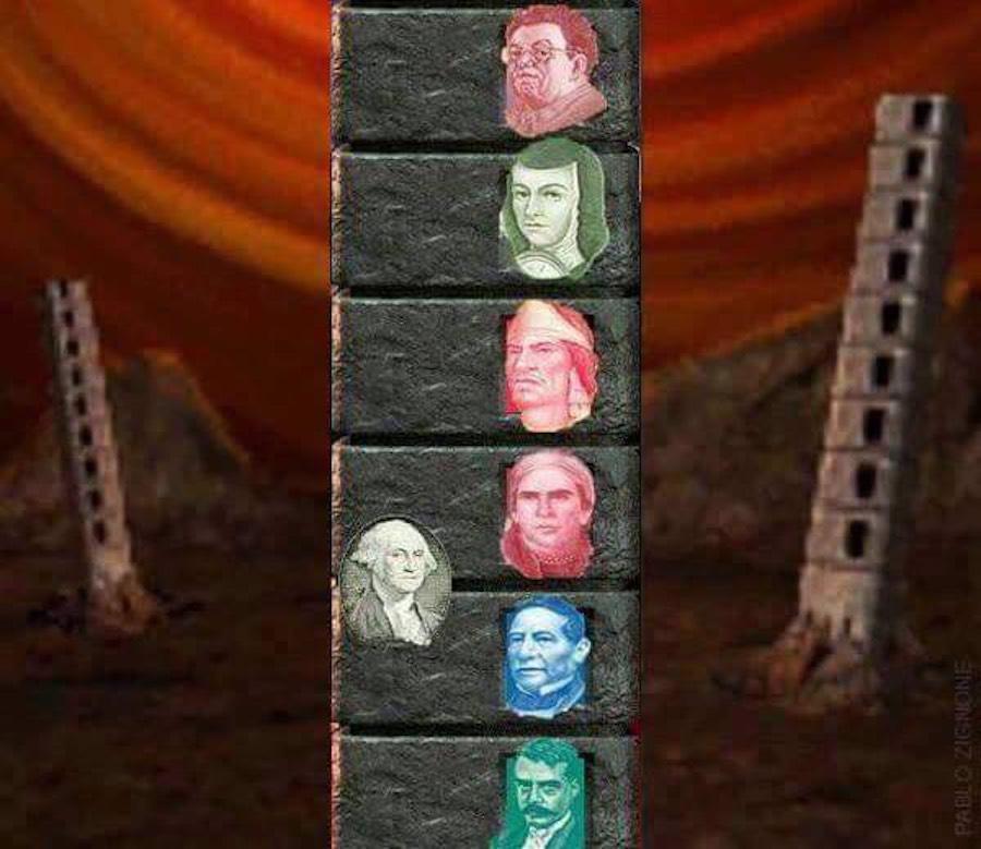 Peso - Dólar - Mortal Kombat