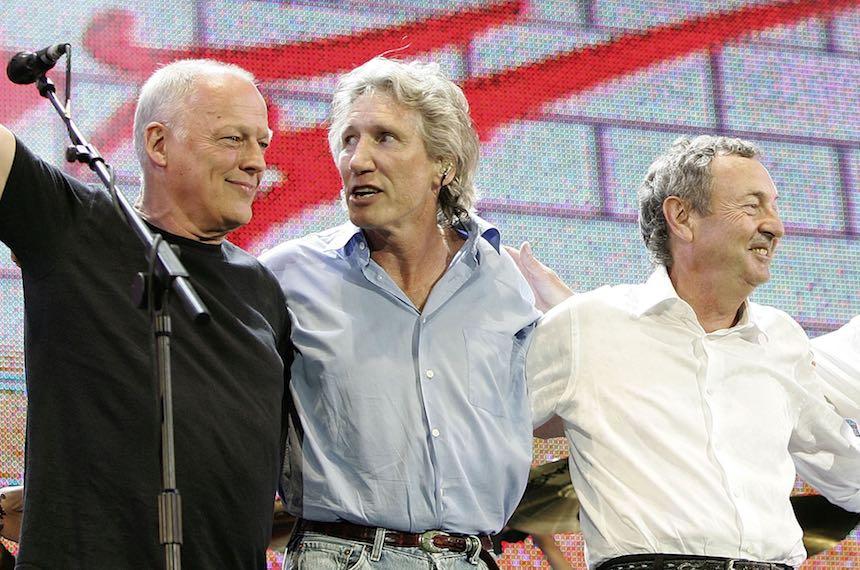 David Gilmour, Nick Mason y Roger Waters muestran apoyo a Women's Boat To Gaza