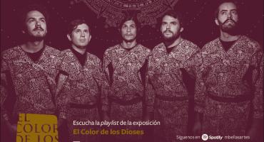 Escuchen el playlist de Porter para 'El Arte de la Música' en Bellas Artes