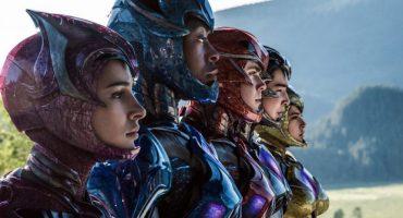 En Rusia la película de los Power Rangers es considerada para adultos
