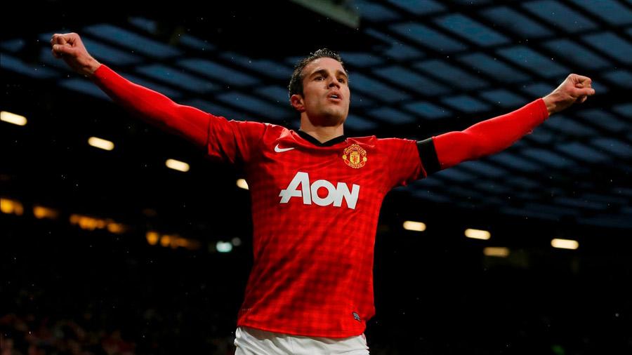 Este gol de Robin van Persie es el mejor gol en la historia de la Premier League