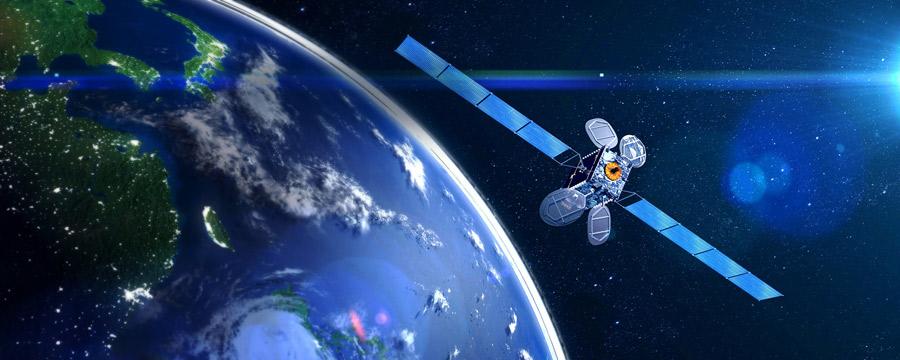 Satelite espacial
