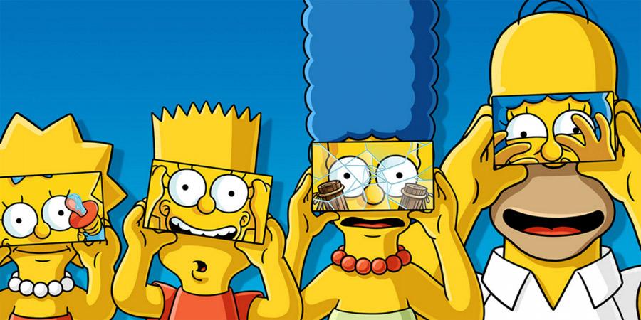 Los Simpson festejan su capitulo 600 con un corto de Realidad Virtual