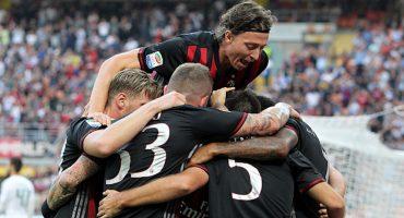 Espectacular remontada del AC Milan al Sassuolo