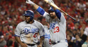 Los Angeles Dodgers ganan quinto juego y van a la final de la Nacional