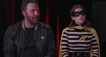 ¡Anna Kendrick quiere ser Robin en la próxima película de Batman!