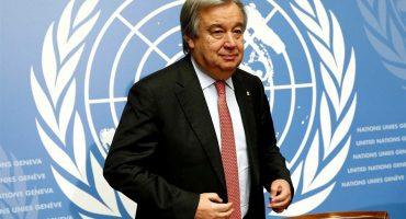 Eligen nuevo secretario general de la ONU: será el portugués António Guterres