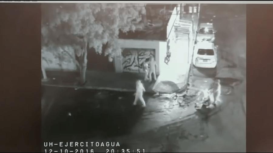 Captan en video asalto en Iztapalapa; policías detienen a un ladrón