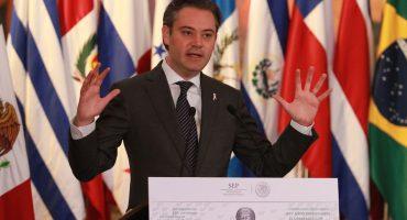 Dice Aurelio Nuño que el gobierno de EPN es víctima de ataques populistas
