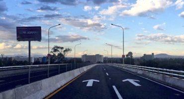 ¡Por fin! Inauguran la Autopista Urbana Sur a Cuernavaca