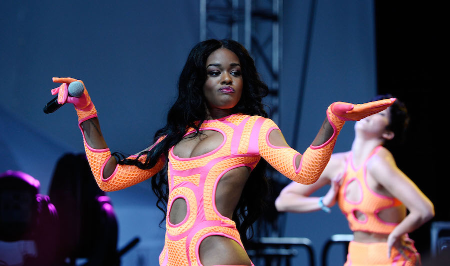 Azealia Banks denuncia a Russell Crowe