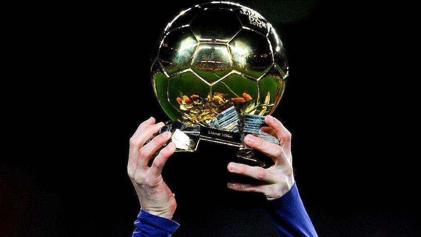 Messi, Cristiano y los 30 nominados al Balón de Oro!