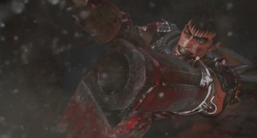Con toda violencia: Guts se luce en Berserk and the Band of the Hawk