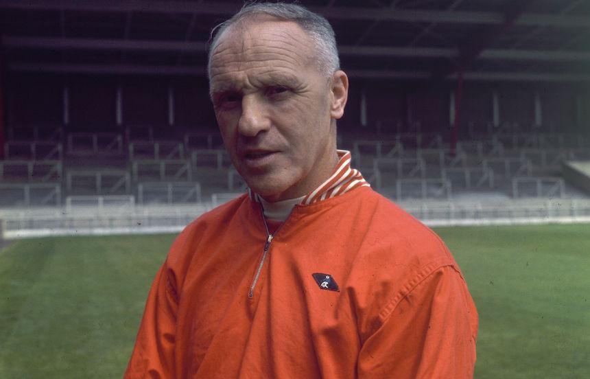 Bill Shankly guió al Liverpool a su mejor época