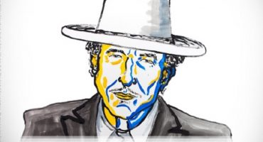 ¡Bob Dylan gana el Premio Nobel de Literatura!