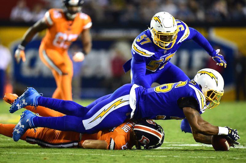 Broncos pierde contra Cargers