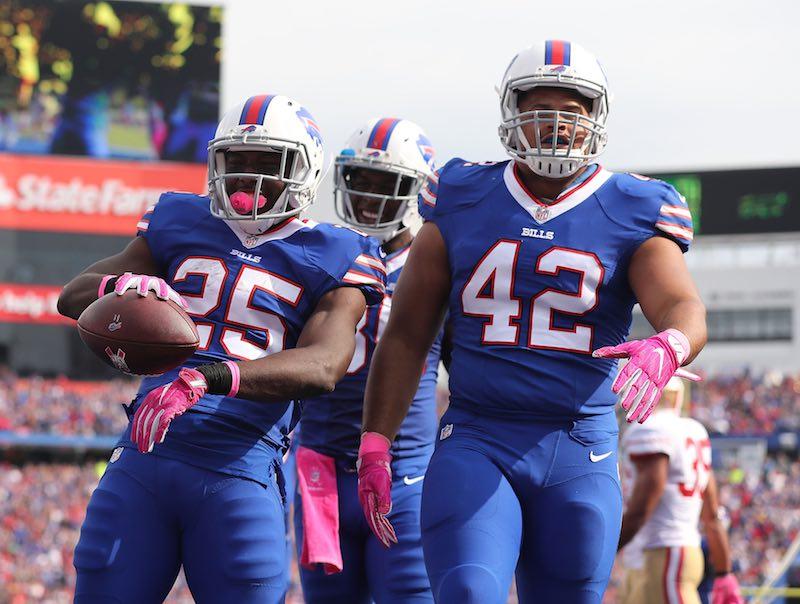 Buffalo Bills ganan