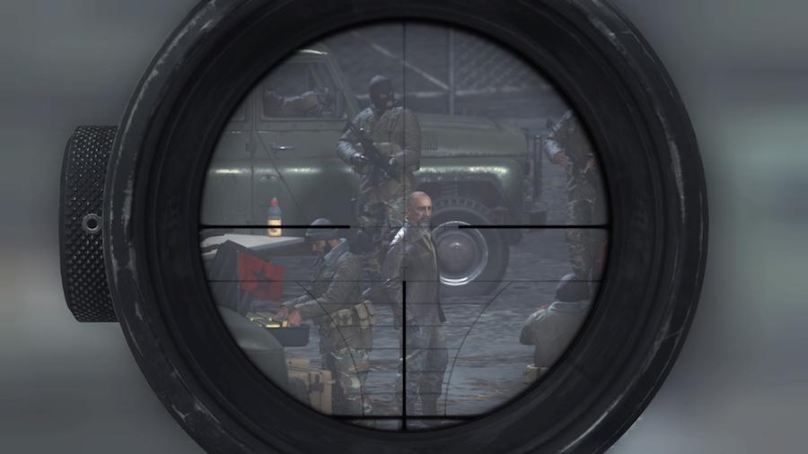 Call of Duty Modern Warfare Remastered 4