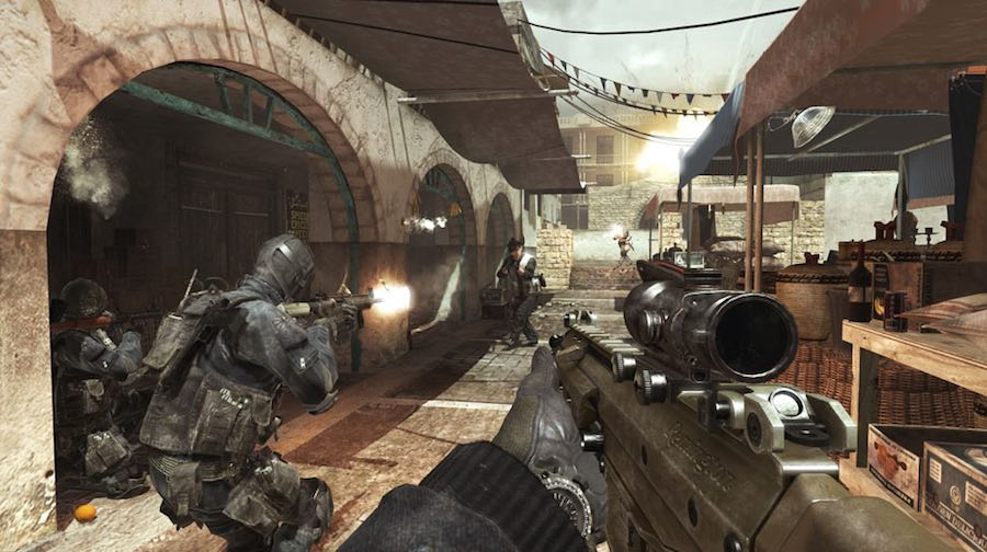 Call of Duty Multiplayer
