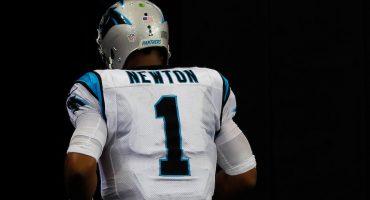 Cam Newton se perderá el juego contra los Tampa Bay Buccaneers