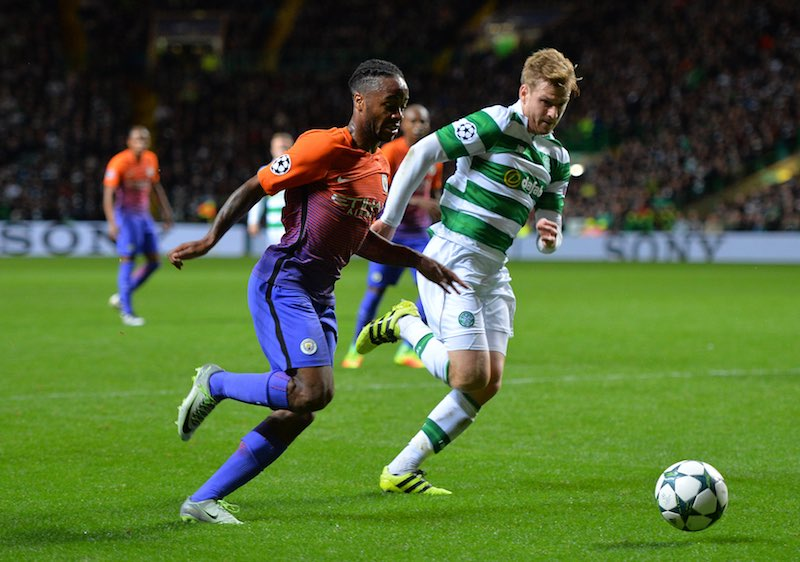 Celtic contra Manchester City