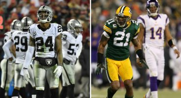 Charles Woodson ¿recordado como raider o como packer?