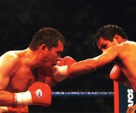 Julio Chávez pelea