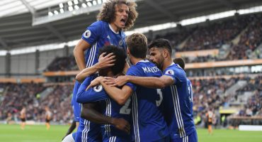 Chelsea regresa al camino de la victoria frente a un débil Hull City