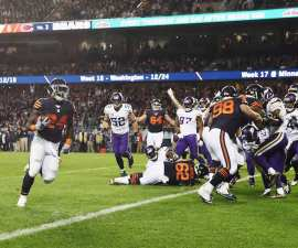 Chicago Bear contra Minnesota