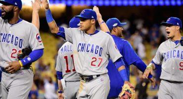¡Imparables! Cubs se lleva el quinto de la Serie de Campeonato