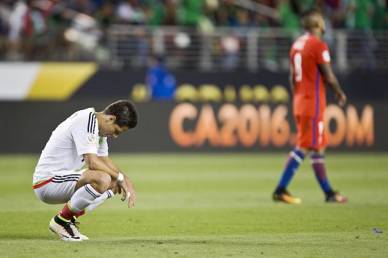 La razón por la que Juan Carlos Osorio dejó a Chicharito fuera de la fecha FIFA